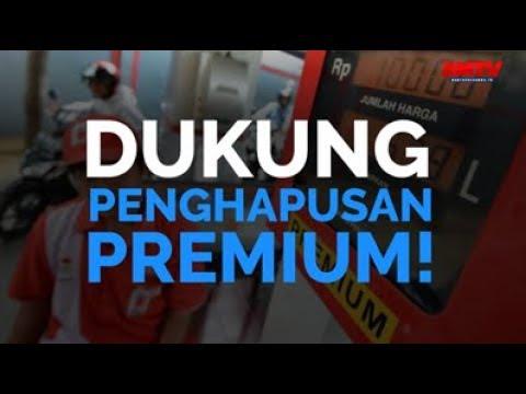 Dukung Penghapusan Premium!