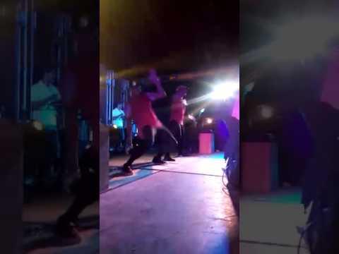 Banda rebolice no Carnaval de Juarez Távora PB