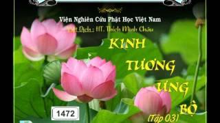 Kinh Tương Ưng Bộ 3 Phần 1 - DieuPhapAm.Net