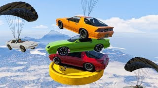 Let's go for 10000 likes! Subscribe for more videos! NEW CAR DARTS IN GTA ONLINE! Welcome back Kops! There's a new game...