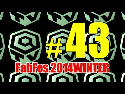 # 43 ダンスボーカルアーティストが続々登場!! FabFes. 2014WINTER !! & Σプレゼンツ「クリパ」をお届け!