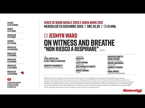 On witness and breathe / Non riesco a respirare видео