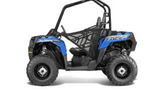 10. Polaris Ranger Ace 570 Velocity Blue