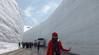Kurobe Japan  city pictures gallery : Tateyama Kurobe Alpine Route 2015