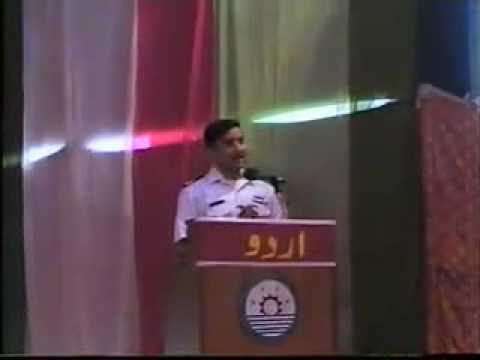 pakistani girls and boys - Very Funny Urdu Speech by a Pakistani Navy Boy about Girls in UET Taxila Pakistan.