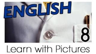 English Clothing Vocabulary, Learn English Vocabulary With Pictures