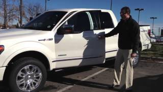 2013 Denver Ford F150 PLATINUM | Groove Ford in Denver