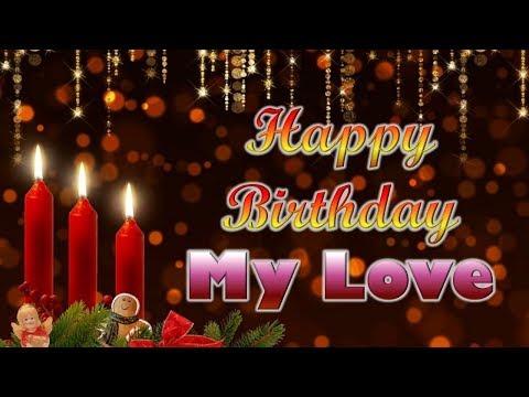 Birthday quotes - Happy Birthday Wishes For Husband, Lover  Romantic Birthday Status for Husband, Lover, Boyfriend