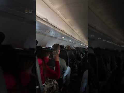 Insane turbulence Frontier Flight 226
