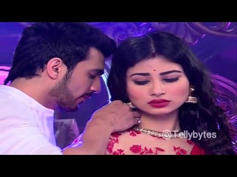 Ritik and Shivanya's romance in Naagin