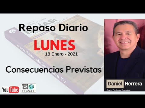 Daniel Herrera - Lección 4 - REPASO LECCIÓN ESCUELA SABÁTICA - Enero 18 DE 2021