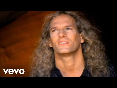 Michael Bolton - Said I loved you but Iied