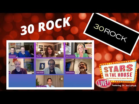 30 Rock Special | Stars In The House, Wednesday, 7/15 at 8PM ET,
