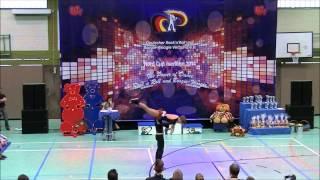 Elisabeth Kleinstück & René Kleinstück - Teddybears-Cup 2014