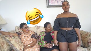 Download Lagu STRICT AFRICAN MOM RATES MY HONEYBUM OUTFITS! Mp3