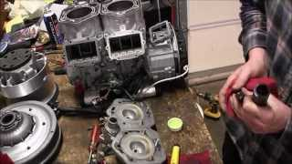 9. Skidoo Rev 800 Thermostat delete Episode 11