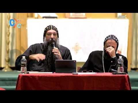 Just a Minute - Bishop David - Abouna and relationships