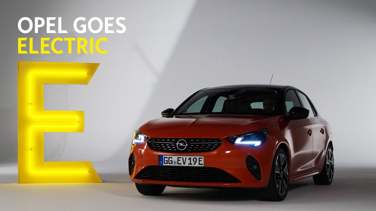 Opel Goes Electric: New Corsa-e and Grandland X PHEV