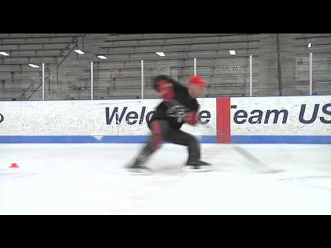 Skating for Hockey Agility