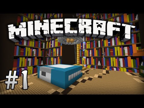 The Library - Episode 1 | Minecraft - FriFreestyle