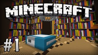 Video The Library - Episode 1 | Minecraft - FriFreestyle MP3, 3GP, MP4, WEBM, AVI, FLV Agustus 2017