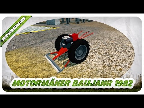 Motormaher Year 1982 v1.0