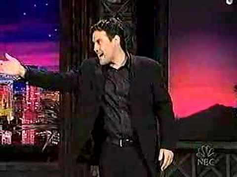 Orny Adams Tonight Show #1
