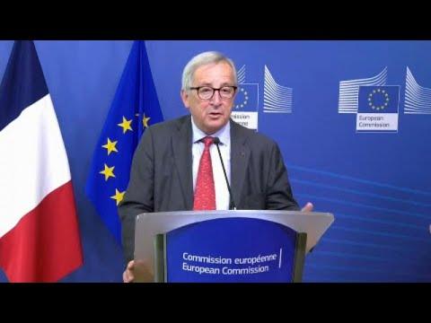 EU-Kommissionschef Juncker beruft Mini-Gipfel zu Asylkrise ein