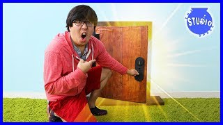 We Found A SECRET DOOR in the OFFICE !