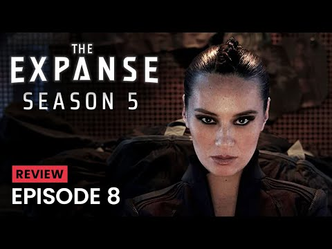 "The Expanse Season 5 Episode 8 Review ""Hard Vacuum"" 