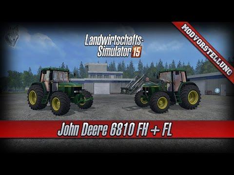 John Deere 6810 v1.1