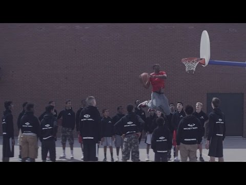 commercial - Andrew Wiggins BioSteel Sports commercial. Andrew returns to his elementary school/neighbourhood to shoot some hoops with the local youngsters - #DrinkThePink Music by Tre Mission - www.tremissio...