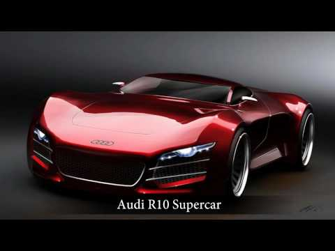 Audi  Audi R10 Supercar - HD