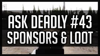 Support DeadlySlob's YouTube and Twitch by subscribing here:http://tinyurl.com/subscribeDSDaily Streams at 8:30am:http://twitch.tv/deadlyslobTweet me:http://twitter.com/deadlyslobLike me on Facebook:https://www.facebook.com/DeadlyslobAs seen on:http://dayztv.com