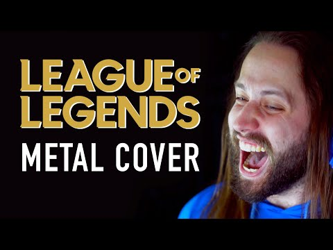 League of Legends - Legends Never Die