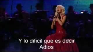 christina aguilera hurt (subtitulado al español).flv