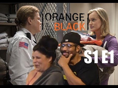 "Orange is the New Black S1 E1 ""I wasn't ready"" - REACTION (Part 1)"