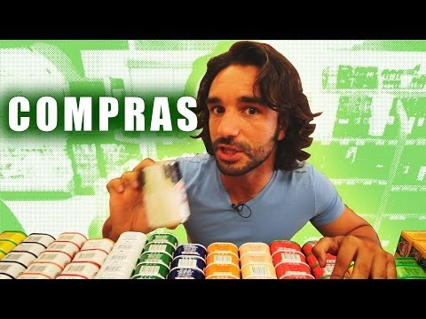 Compras de Supermercado / Fitness and Bodybuilding Shopping List