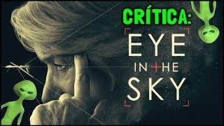 DECISÃO DE RISCO (Eye in the Sky, 2015) - Crítica