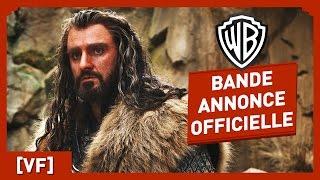 Le Hobbit : La désolation de Smaug - Bande annonce VF