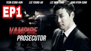Vampire Prosecutor Episode 1    Sub Indo