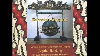Euis Komariah & Ida Widawati /w Jugala & Lingkugan Seni Degung - Sangkur Ratu