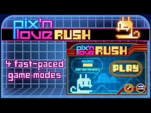 Video of Pix'n Love Rush