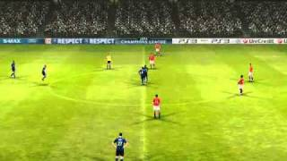 PES 2011 UEFA Champions League Final-Manchester Utd-Inter Part 1 full download video download mp3 download music download