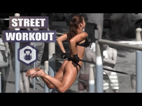 Street Workout In Russia and Ukraine