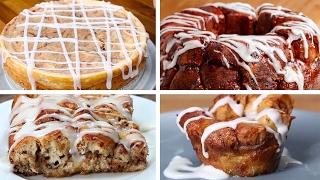 6 Easy Cinnamon Roll Recipes by Tasty