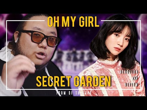 "Producer Reacts to Oh My Girl ""Secret Garden"""