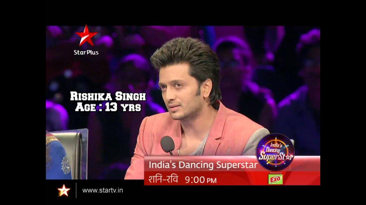 13 year old Rishika Singh gives a fantastic performance