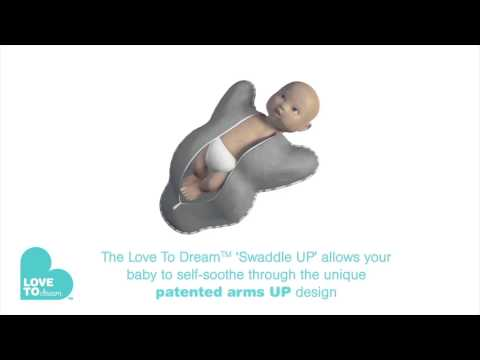 Find out more about Love to Dream - What makes the Swaddle UP so different?