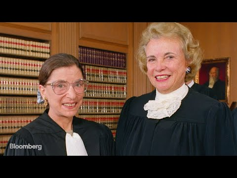 Ginsburg Says Justice O'Connor Was Like a Big Sister